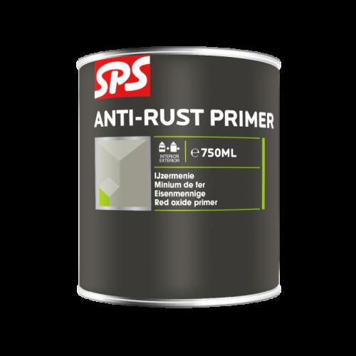ANTI-RUST PRIMER rood - bruin 750 ml