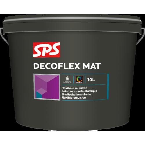 DECOFLEX MAT 10L wit - blanc