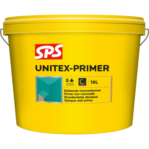 UNITEX-PRIMER wit - blanc 10 lt