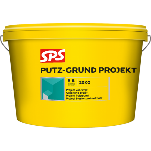 PUTZ-GRUND PROJECT wit - blanc 20 kg