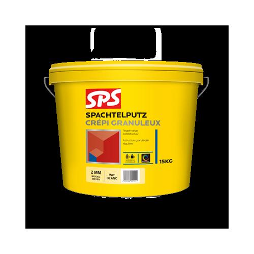 CREPIS SPACHTELPUTZ SB 1,5 mm (fijn - fin) 15 kg